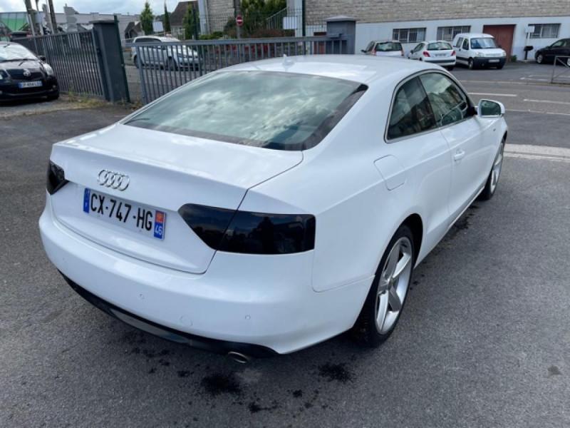 Photo 5 de l'offre de AUDI A5 QUATTRO 3.0 V6 240  S LINE CUIR à 12990€ chez Triplo auto