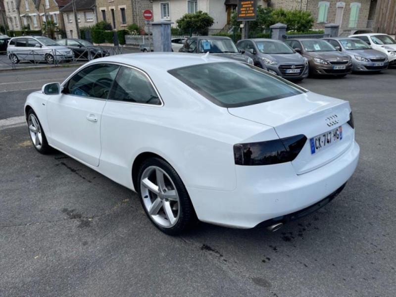 Photo 3 de l'offre de AUDI A5 QUATTRO 3.0 V6 240  S LINE CUIR à 12990€ chez Triplo auto