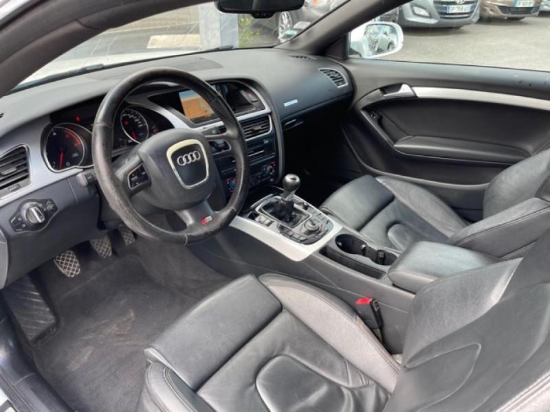 Photo 11 de l'offre de AUDI A5 QUATTRO 3.0 V6 240  S LINE CUIR à 12990€ chez Triplo auto
