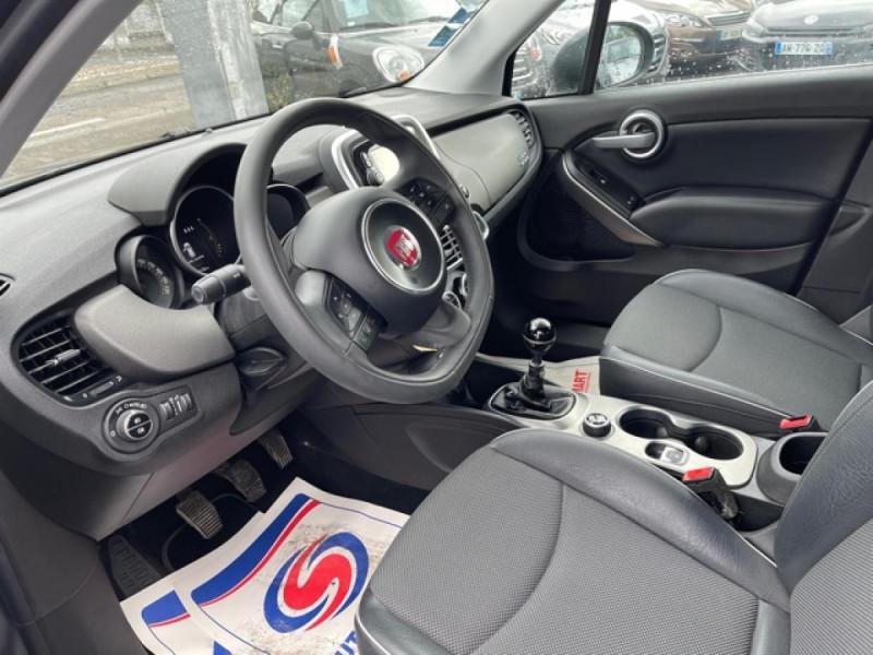Photo 12 de l'offre de FIAT 500X 1.6 MULTIJET1 20 S&S CROSS CLIM à 10990€ chez Triplo auto
