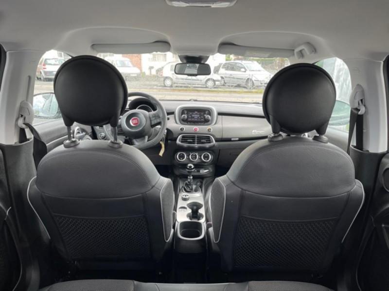 Photo 10 de l'offre de FIAT 500X 1.6 MULTIJET1 20 S&S CROSS CLIM à 10990€ chez Triplo auto
