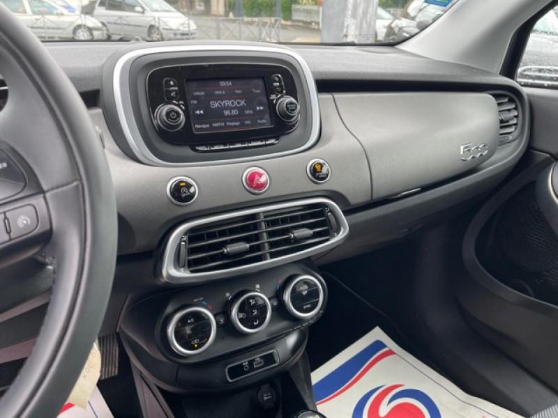 Photo 20 de l'offre de FIAT 500X 1.6 MULTIJET1 20 S&S CROSS CLIM à 10990€ chez Triplo auto