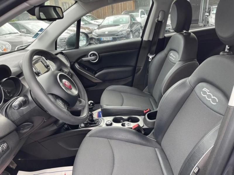 Photo 13 de l'offre de FIAT 500X 1.6 MULTIJET1 20 S&S CROSS CLIM à 10990€ chez Triplo auto