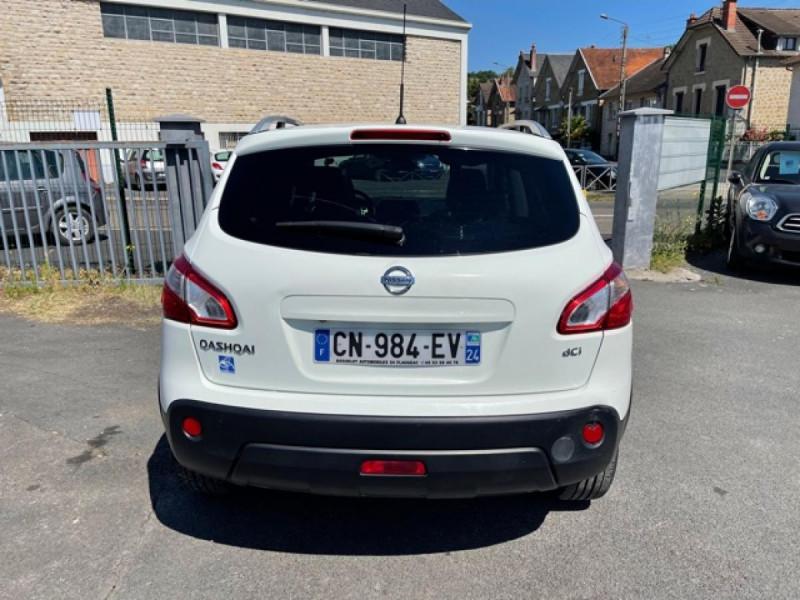 Photo 4 de l'offre de NISSAN QASHQAI 1.5 DCI 110  CONNECT EDITION GPS TOIT PANO CAMERA 360 à 9350€ chez Triplo auto