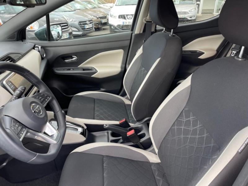 Photo 13 de l'offre de NISSAN MICRA 1.0 100 -X-TRONIC N-CONNECTA GPS CAMERA 1ERE MAIN à 13990€ chez Triplo auto