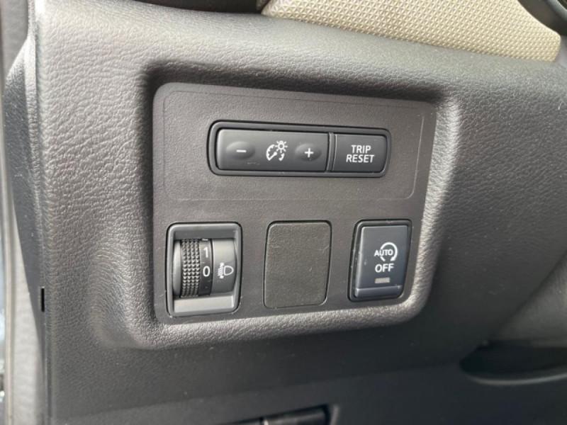 Photo 21 de l'offre de NISSAN MICRA 1.0 100 -X-TRONIC N-CONNECTA GPS CAMERA 1ERE MAIN à 13990€ chez Triplo auto
