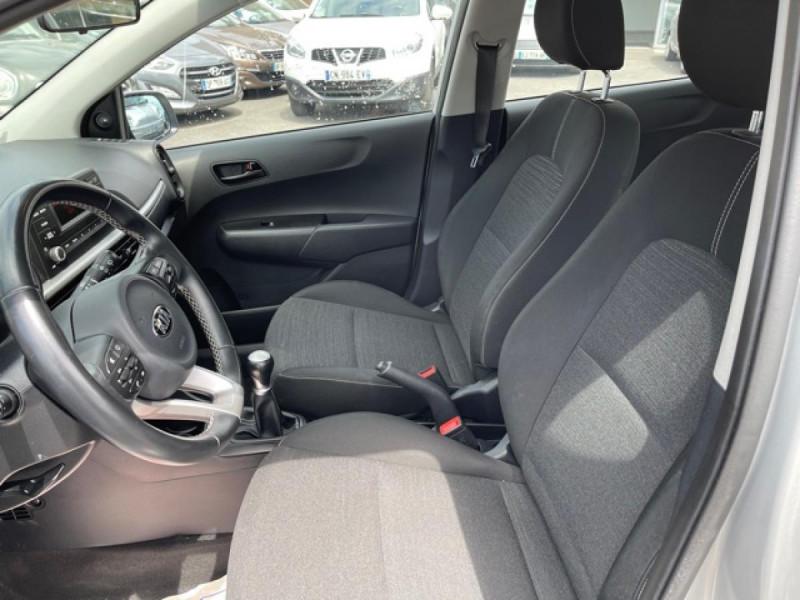 Photo 13 de l'offre de KIA PICANTO 1.0 - 67 ACTIVE CLIM \'37993KM\' à 8490€ chez Triplo auto