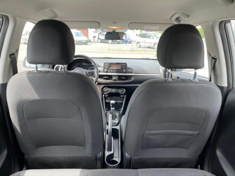 Photo 10 de l'offre de KIA PICANTO 1.0 - 67 ACTIVE CLIM \'37993KM\' à 8490€ chez Triplo auto