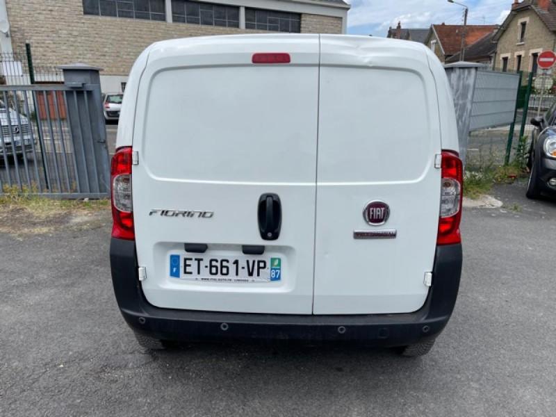 Photo 4 de l'offre de FIAT FIORINO 1.3 MULTIJET 80  PACK CLIM RADAR AR  TVA  à 8990€ chez Triplo auto