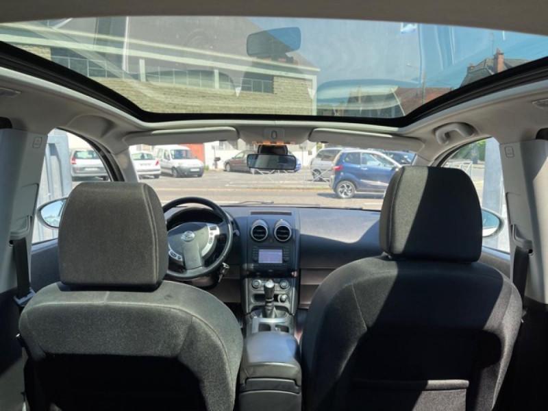 Photo 10 de l'offre de NISSAN QASHQAI 1.5 DCI 110  CONNECT EDITION GPS TOIT PANO CAMERA 360 à 9350€ chez Triplo auto