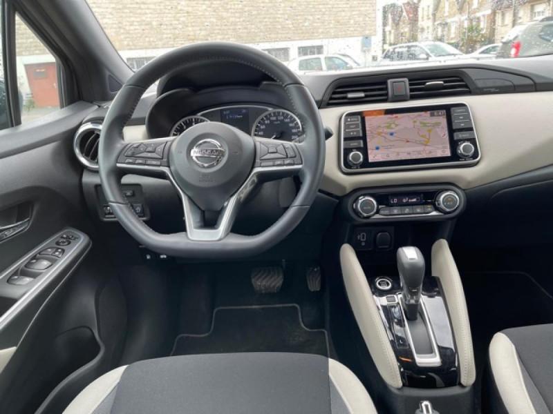 Photo 15 de l'offre de NISSAN MICRA 1.0 100 -X-TRONIC N-CONNECTA GPS CAMERA 1ERE MAIN à 13990€ chez Triplo auto