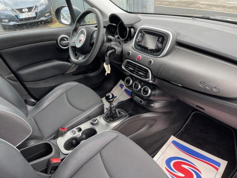 Photo 14 de l'offre de FIAT 500X 1.6 MULTIJET1 20 S&S CROSS CLIM à 10990€ chez Triplo auto
