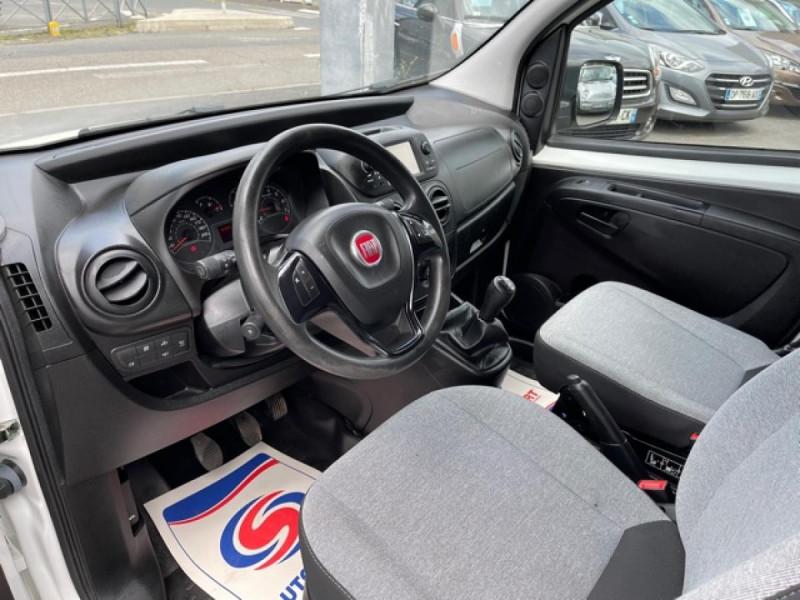 Photo 11 de l'offre de FIAT FIORINO 1.3 MULTIJET 80  PACK CLIM RADAR AR  TVA  à 8990€ chez Triplo auto