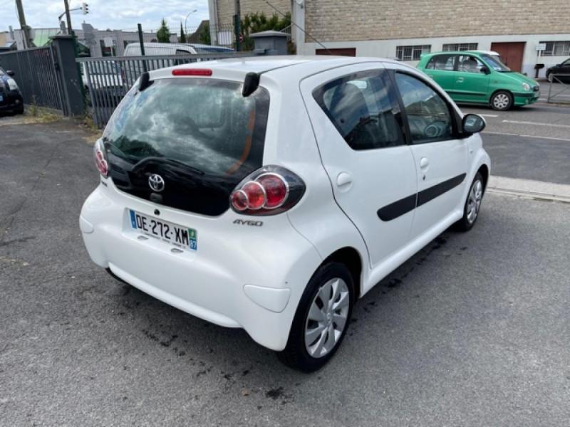 Photo 5 de l'offre de TOYOTA AYGO 1.0 68 ACTIVE CLIM \'33532KM\' à 6990€ chez Triplo auto