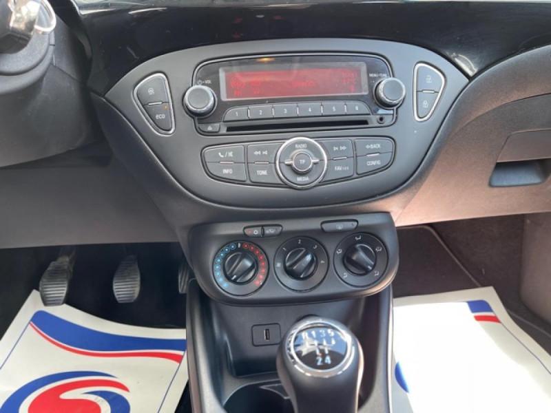 Photo 18 de l'offre de OPEL CORSA 1.3 CDTI - 75  EDITION à 8990€ chez Triplo auto