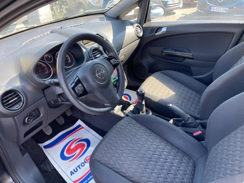 Photo 12 de l'offre de OPEL CORSA 1.4I 100CV COSMO GPS CLIM à 6490€ chez Triplo auto