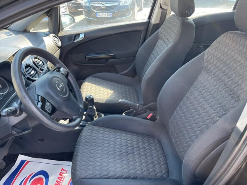 Photo 13 de l'offre de OPEL CORSA 1.4I 100CV COSMO GPS CLIM à 6490€ chez Triplo auto