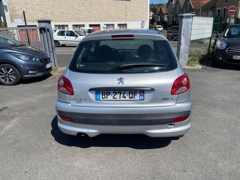 Photo 4 de l'offre de PEUGEOT 206   1.1I   URBAN CLIM DISTRI OK  à 5490€ chez Triplo auto