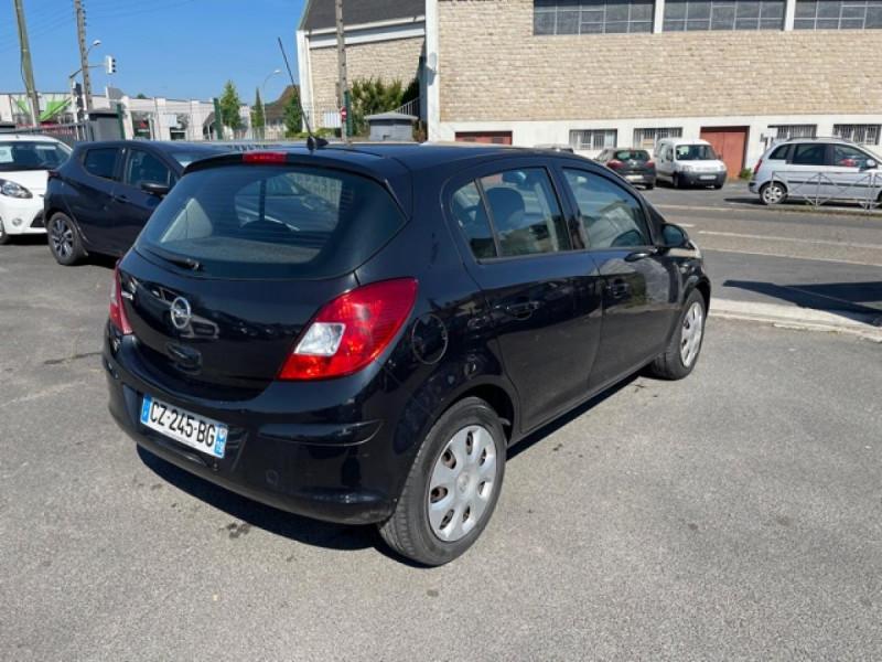 Photo 5 de l'offre de OPEL CORSA 1.4I 100CV COSMO GPS CLIM à 6490€ chez Triplo auto