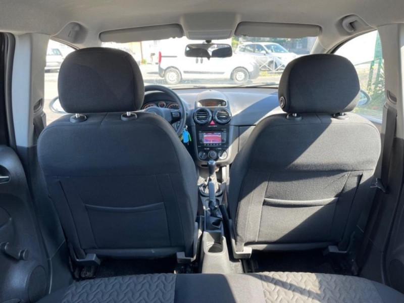 Photo 10 de l'offre de OPEL CORSA 1.4I 100CV COSMO GPS CLIM à 6490€ chez Triplo auto