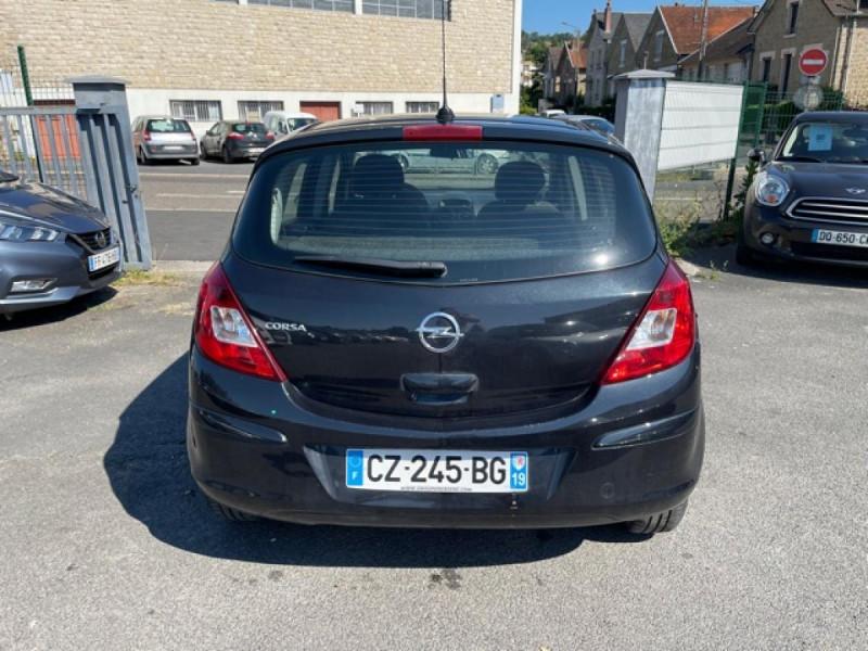 Photo 4 de l'offre de OPEL CORSA 1.4I 100CV COSMO GPS CLIM à 6490€ chez Triplo auto