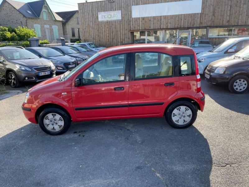 Photo 2 de l'offre de FIAT PANDA 1.2I - 60  II CLASS  à 3490€ chez Triplo auto