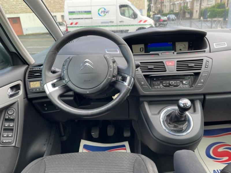 Photo 16 de l'offre de CITROEN C4 PICASSO 1.6 HDI110 MILLENIUM GPS ATTELAGE RADAR AR à 7990€ chez Triplo auto