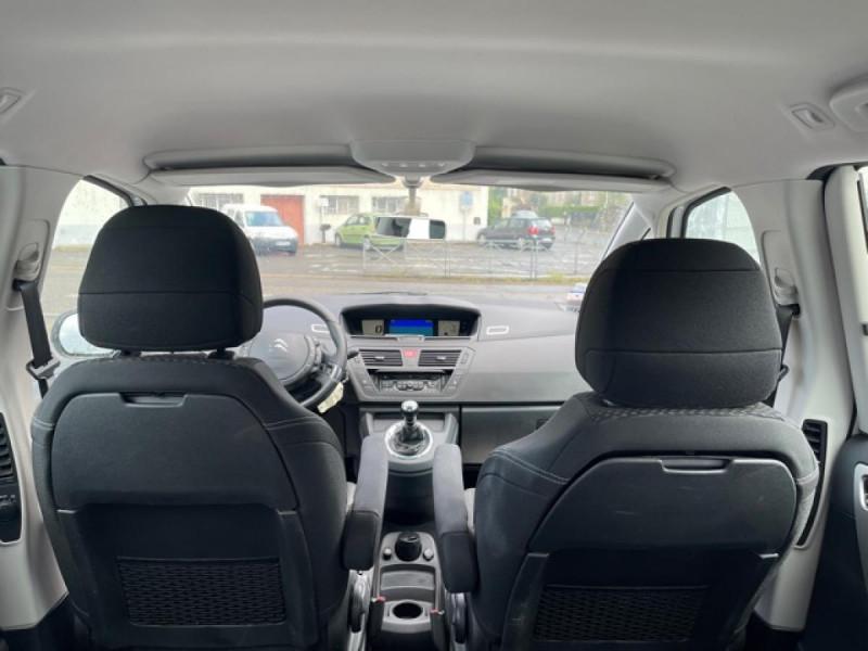 Photo 10 de l'offre de CITROEN C4 PICASSO 1.6 HDI110 MILLENIUM GPS ATTELAGE RADAR AR à 7990€ chez Triplo auto