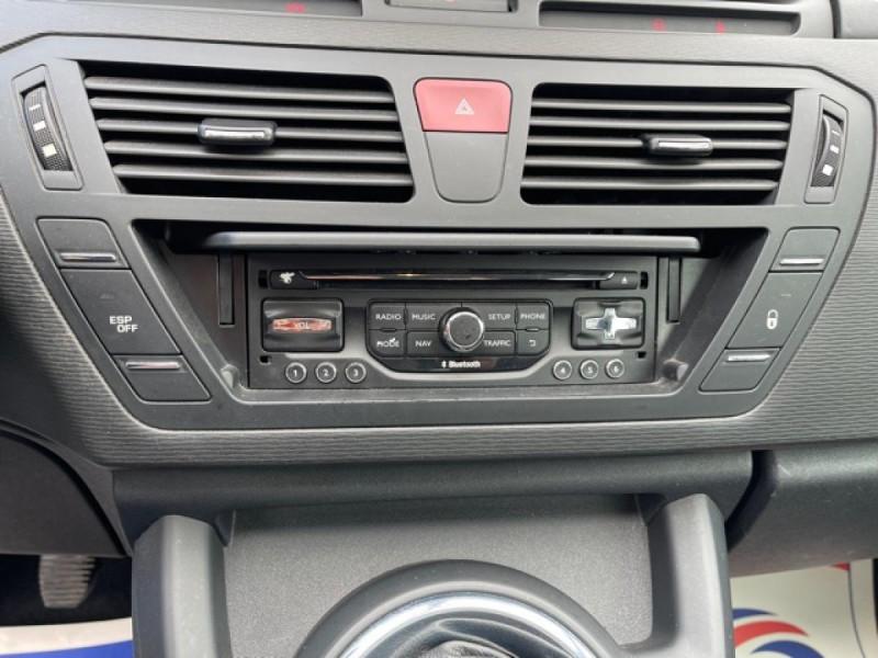 Photo 21 de l'offre de CITROEN C4 PICASSO 1.6 HDI110 MILLENIUM GPS ATTELAGE RADAR AR à 7990€ chez Triplo auto