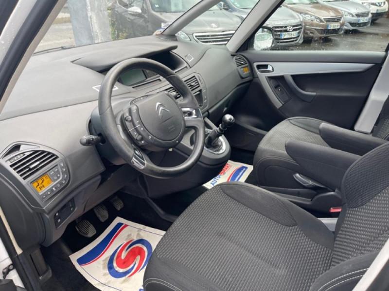 Photo 12 de l'offre de CITROEN C4 PICASSO 1.6 HDI110 MILLENIUM GPS ATTELAGE RADAR AR à 7990€ chez Triplo auto
