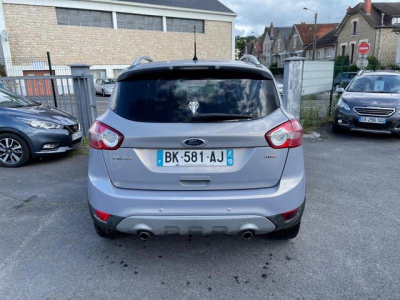 Photo 4 de l'offre de FORD KUGA 2.0 TDCI 140  TITANIUM DISTRI NEUVE  à 7490€ chez Triplo auto