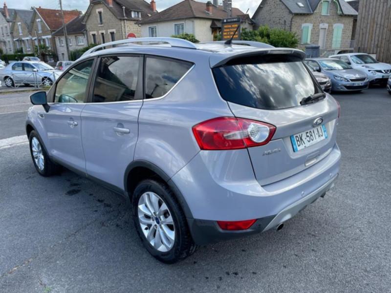Photo 3 de l'offre de FORD KUGA 2.0 TDCI 140  TITANIUM DISTRI NEUVE  à 7490€ chez Triplo auto