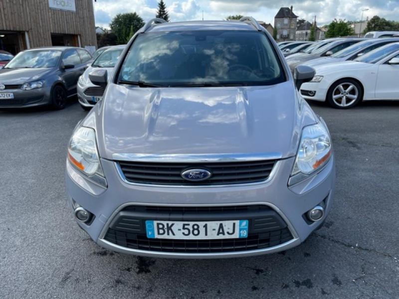 Photo 8 de l'offre de FORD KUGA 2.0 TDCI 140  TITANIUM DISTRI NEUVE  à 7490€ chez Triplo auto