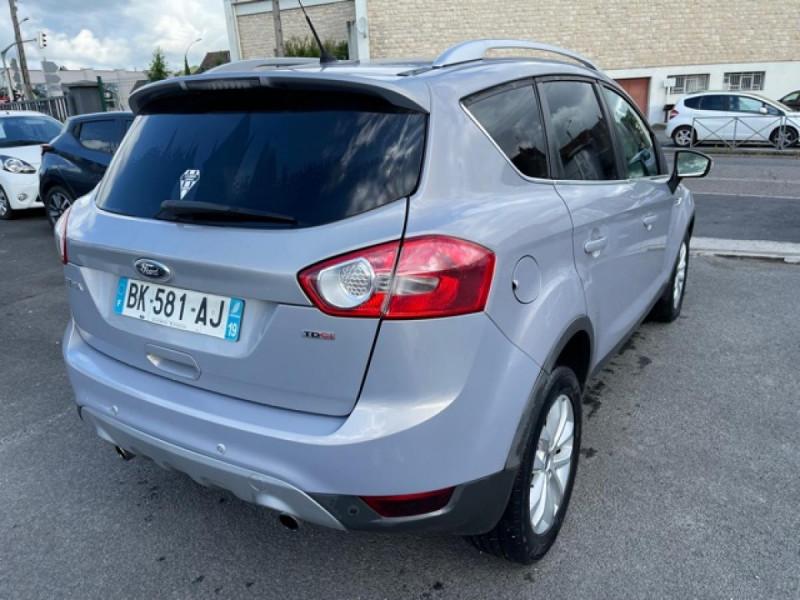 Photo 5 de l'offre de FORD KUGA 2.0 TDCI 140  TITANIUM DISTRI NEUVE  à 7490€ chez Triplo auto