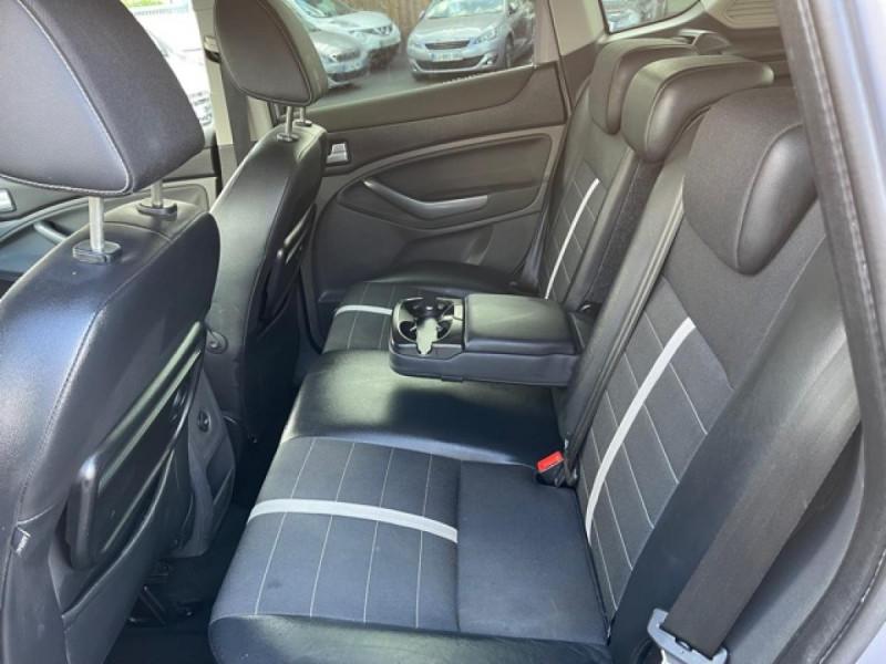 Photo 11 de l'offre de FORD KUGA 2.0 TDCI 140  TITANIUM DISTRI NEUVE  à 7490€ chez Triplo auto