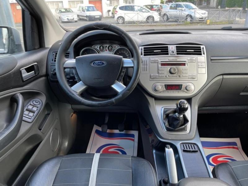 Photo 16 de l'offre de FORD KUGA 2.0 TDCI 140  TITANIUM DISTRI NEUVE  à 7490€ chez Triplo auto