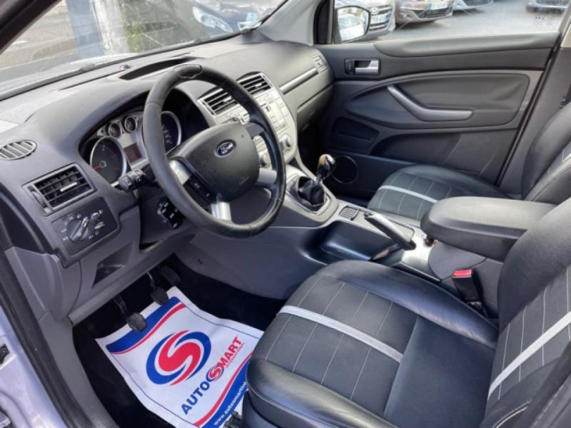 Photo 12 de l'offre de FORD KUGA 2.0 TDCI 140  TITANIUM DISTRI NEUVE  à 7490€ chez Triplo auto
