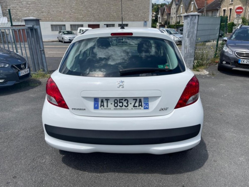 Photo 4 de l'offre de PEUGEOT 207  1.4 HDI 70 AFFAIRE PACK CD CLIM  à 5490€ chez Triplo auto