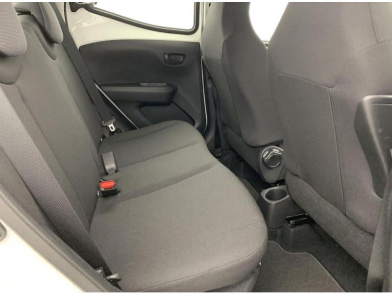 Photo 5 de l'offre de TOYOTA AYGO MY20 1.0 VVT-I X CLIM à 10490€ chez Triplo auto