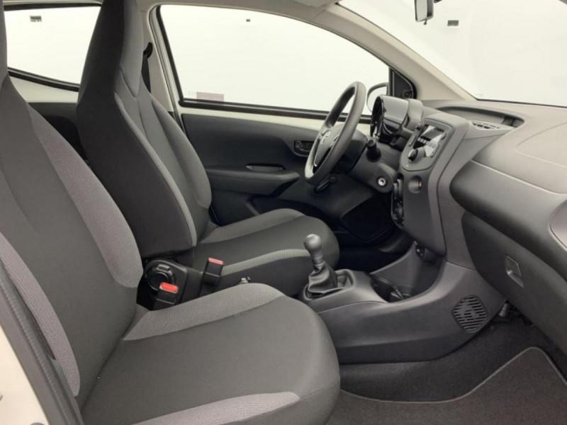 Photo 4 de l'offre de TOYOTA AYGO MY20 1.0 VVT-I X CLIM à 10490€ chez Triplo auto