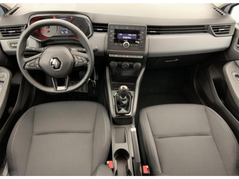 Photo 7 de l'offre de RENAULT CLIO V 1.0 SCE - 65 - 2021  LIFE CLIM 5KM à 13990€ chez Triplo auto