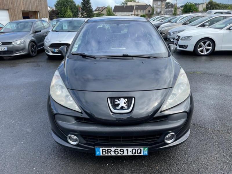 Photo 8 de l'offre de PEUGEOT 207  1.6I 110  SPORT PACK CLIM TOIT PANO à 4990€ chez Triplo auto