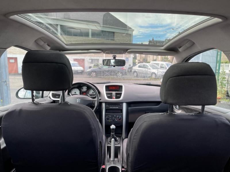 Photo 10 de l'offre de PEUGEOT 207  1.6I 110  SPORT PACK CLIM TOIT PANO à 4990€ chez Triplo auto