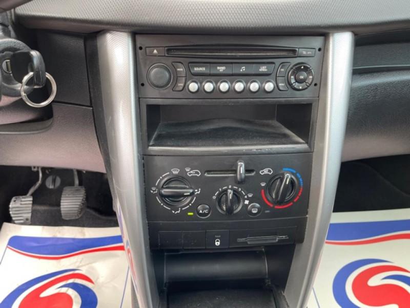 Photo 17 de l'offre de PEUGEOT 207  1.6I 110  SPORT PACK CLIM TOIT PANO à 4990€ chez Triplo auto