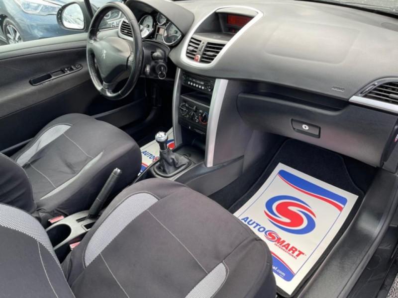 Photo 13 de l'offre de PEUGEOT 207  1.6I 110  SPORT PACK CLIM TOIT PANO à 4990€ chez Triplo auto