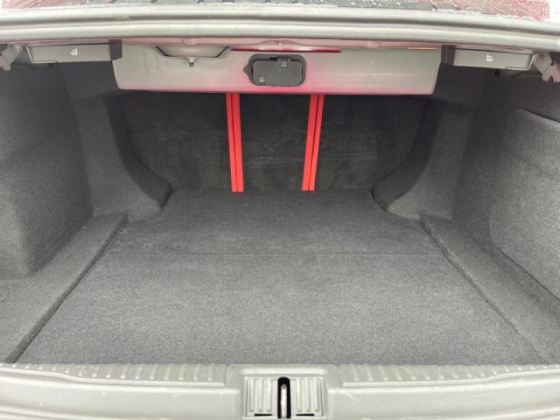 Photo 8 de l'offre de ALFA ROMEO GIULIA 2.2 D 136 - BVA SUPER CUIR ROUGE GPS à 21990€ chez Triplo auto