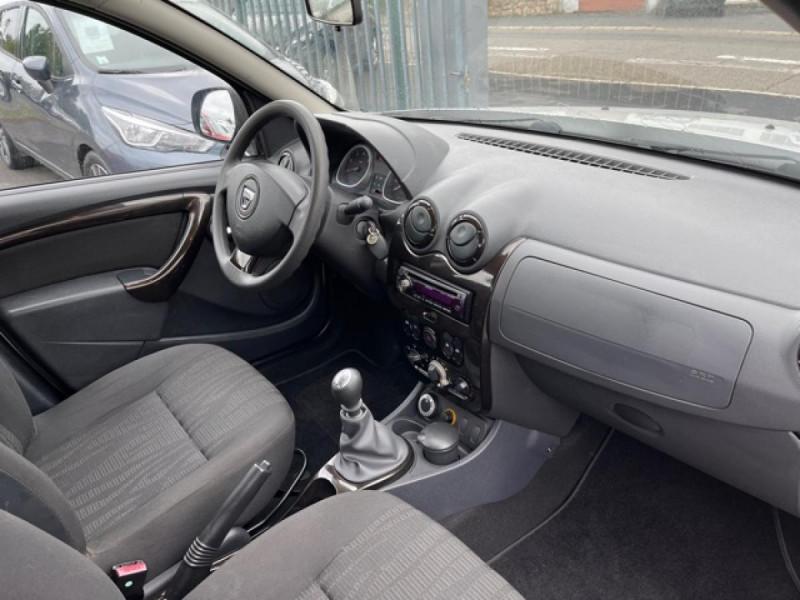 Photo 14 de l'offre de DACIA DUSTER 4X4 1.5 DCI 110 LAURéATE CLIM ATTELAGE à 10990€ chez Triplo auto