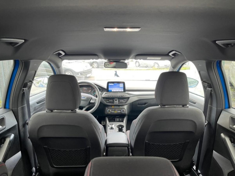 Photo 10 de l'offre de FORD FOCUS 2.0 150 BVA S&S ST LINE BUSINESS GPS CAMERA à 20990€ chez Triplo auto