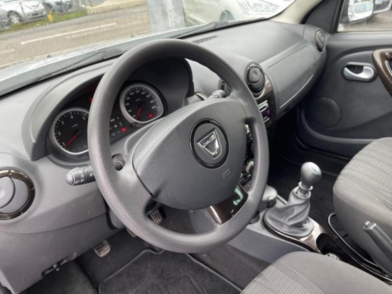 Photo 19 de l'offre de DACIA DUSTER 4X4 1.5 DCI 110 LAURéATE CLIM ATTELAGE à 10990€ chez Triplo auto