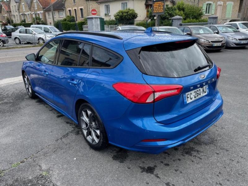 Photo 3 de l'offre de FORD FOCUS 2.0 150 BVA S&S ST LINE BUSINESS GPS CAMERA à 20990€ chez Triplo auto